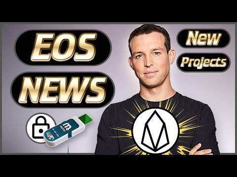 EOS News Weekly #17 – EOS Upgrades – New Projects Launches – New Partnerships & More