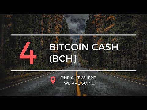 $293 Bitcoin Cash BCH Technical Analysis (22 Apr 2019)
