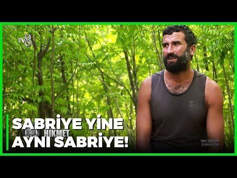 Hikmet'ten Sabriye Yorumu! | Survivor 53. Bölüm Ada Hayatı