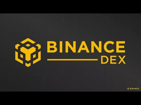 Binance DEX – Decentralized Exchange is LIVE