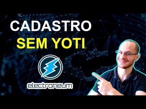 🛑 Veja como se registrar no Electroneum SEM utilizar a Yoti App! KYC 1,2,3 passo a passo 2019