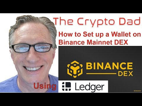 Using the New Binance Chain BNB Mainnet DEX