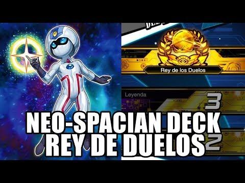 SUBI A REY DE DUELOS CON NEO ESPACIALES ¿TIER 1? | Yu-Gi-Oh! Duel Links