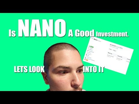 Is NANO Cryptocurrency Worth Investing In? & Buy Bitcoin