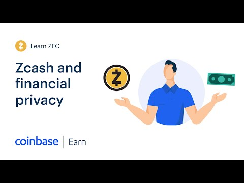 Coinbase Earn: Zcash and Financial Privacy (Lesson 2 of 3)