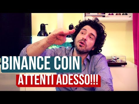 COMPRARE Binance Coin CONVIENE?