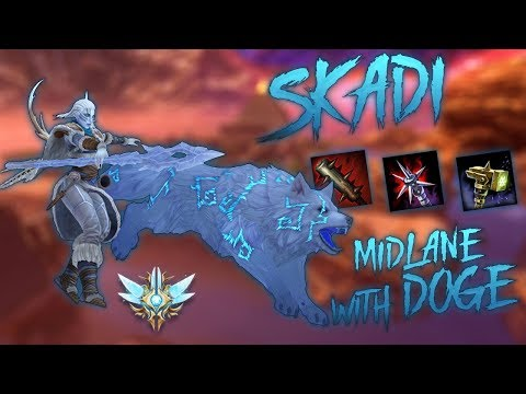 SKADI | GM | MIDLANE WITH DOGE | Season 6