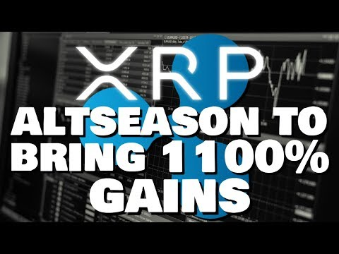 Ripple XRP | Altseason To Bring Over 1100% Gains To The Market