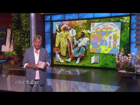 LSD – No New Friends ft. Sia, Labrinth, Diplo (Live On Ellen)