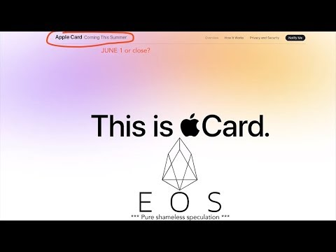 Block 1, JUNE 1 – Rabbit Hole Speculation – EverythingEOS Promo #B1JUNE #EOS