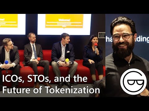 ICOs, STOs, and the Future of Tokenization – ZCash Presentation and Panel