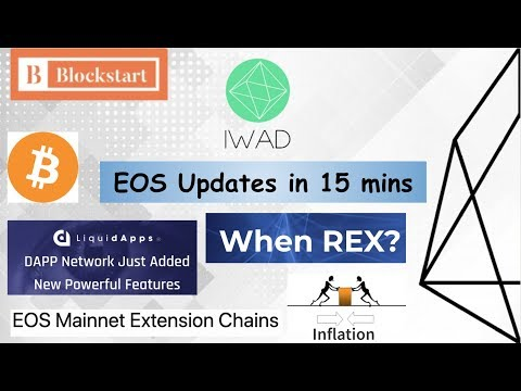 EOS updates in 15 mins – all that you need to know
