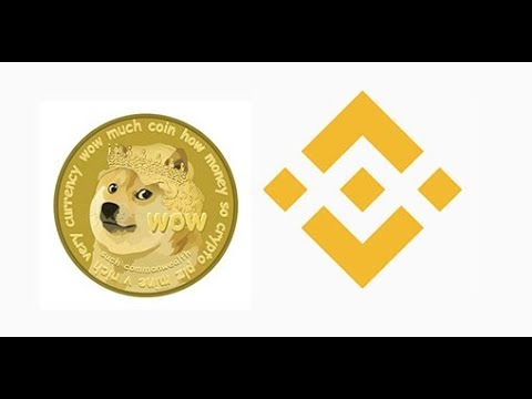 DOGE added to Binance Trust Wallet, could Binance listing be in the future?