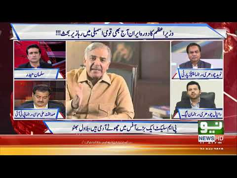 Neo Special With Syed Salman Haider | Full Program | 24 April 2019 | Neo News