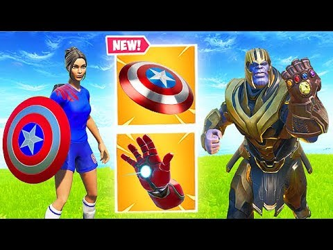 *NEW* AVENGERS MODE IS AMAZING! – Fortnite Funny Fails and WTF Moments! #538