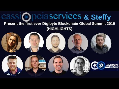 1st Global DigiByte Summit 2019 highlights