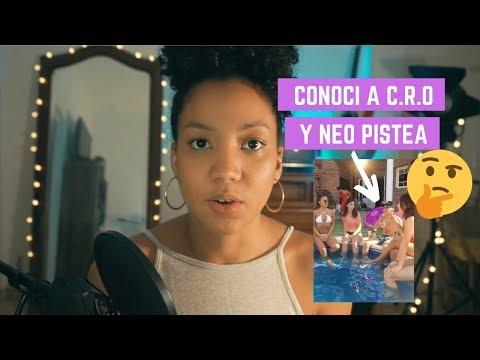 CONOCÍ A C.R.O y Neo Pistea | C.R.O x Neo Pistea – MOVE | Reacción