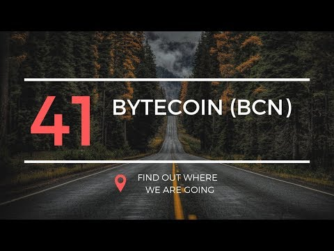 $0.0009 Bytecoin BCN Technical Analysis (25 Apr 2019)