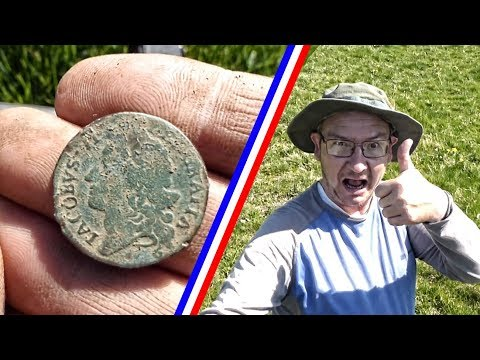 OMG! 16 Hundreds Coin Found Metal Detecting – Minelab CTX 3030
