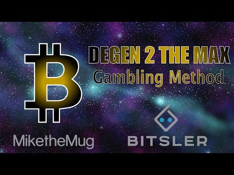New – Degenerate 2 The MAX ZCASH Gambling Method on Bitsler.win