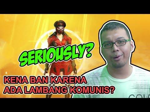 KENA BANNED KARENA ADA LAMBANG KOMUNIS? (Mortal Kombat 11)