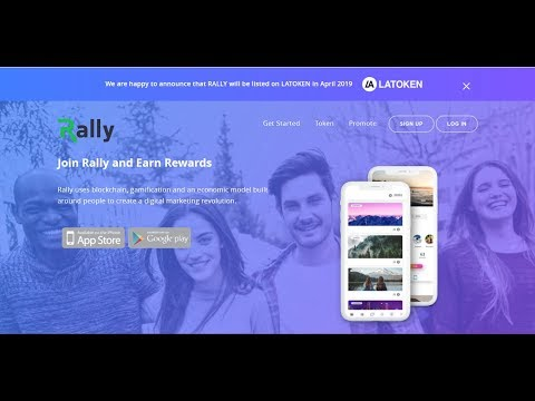 Rally App Token Listed | Get Alpha Coins Free Listed In Coinmarketcap | Join Fast