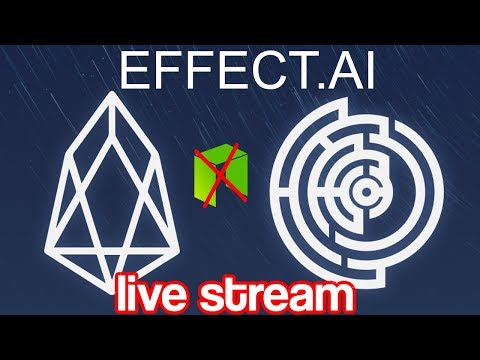 NEO gets dumped for EOS – Interview with Chris Dawe from Effect AI