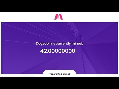 TradeMining.Online – Earn Free Dogecoin Every 2 Hours WITH DOGE CLOUD MINING