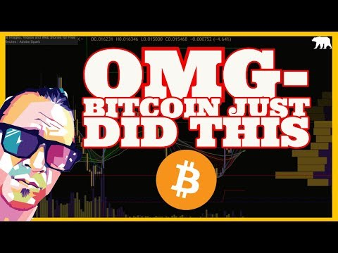OMG- BITCOIN Just Did This!- ( ARCANE BEAR)