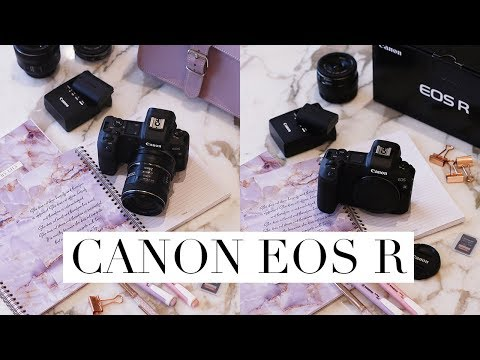 MY NEW VLOGGING CAMERA 📸 Canon EOS R Review + Comparison M5/70D