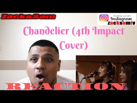 SIA – Chandelier (4th Impact Cover)