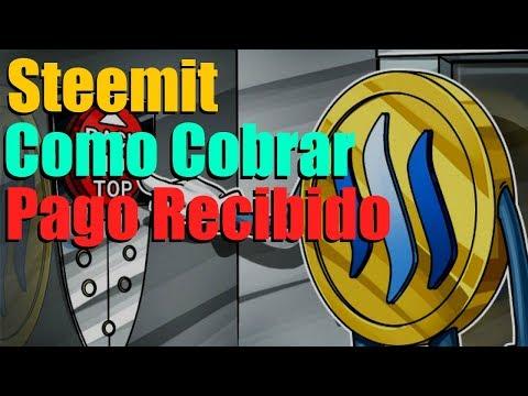Steemit Como Cobrar Comprobante de Pago 👩💰👨 Derrota La Crisis Venezuela