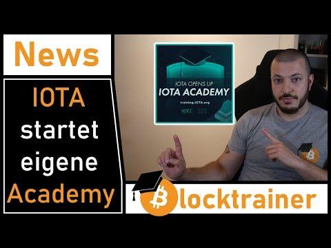 IOTA startet eigene Academy!