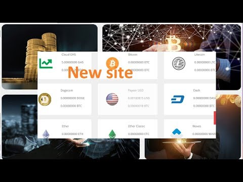 New Free Bitcoin Cloud Mining Site 2019 | Earn Free Bitcoin | Live Payment Proof