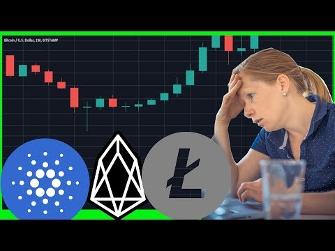 Cardano ada, IOTA,  LTC Litecoin, EOS , LTC Analysis Cryptocurrency Trading For Beginners