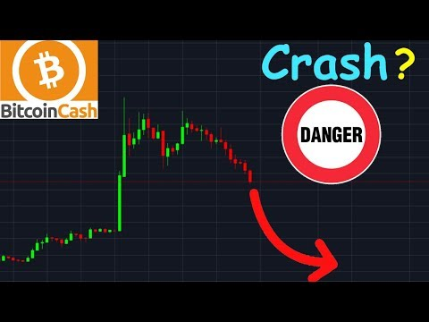 BITCOIN CASH CRASH EN VUEEE !? bch analyse technique crypto monnaie bitcoin