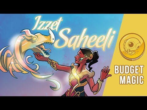 Budget Magic: $74 (23 tix) Izzet Saheeli (Standard, Magic Arena)