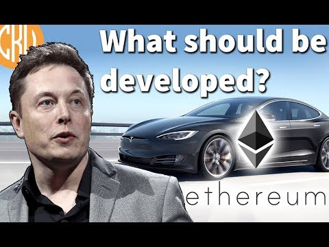 Elon Musk Asks About ETHEREUM – Tesla About to Adopt Crypto? | Bitcoin and Cryptocurrency News