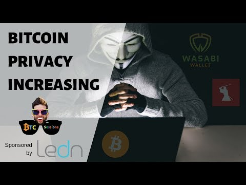 Bitcoin Privacy via Coinjoin | Tether Fractional Reserve | Lightning IoT