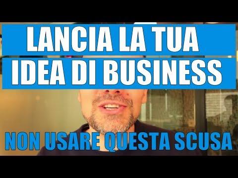Aspetti che tutto sia Perfetto per Lanciare la tua Idea di Business? Sbagli !