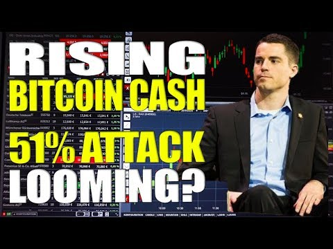 "40% of Bitcoin Cash Hash Power Is ""Satoshi Nakamoto""; 51% Attack Possible? Tether Scandal, Tron News"