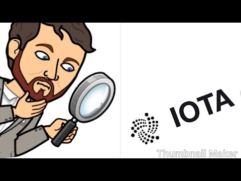 IOTA (coin) price prediction!