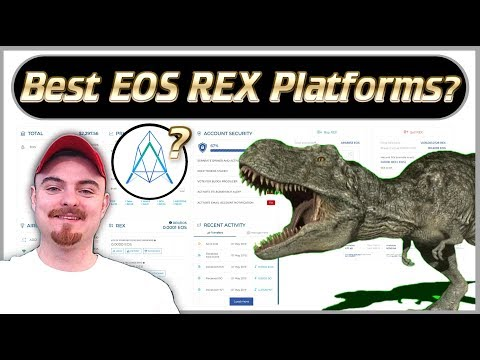 EOS REX Tutorial – Which Is The Best Platform? – How To Use EOS REX – Earn Dividends