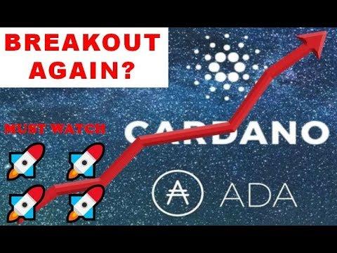 CARDANO (ADA) PRICE PREDICTION 2019 – BREAKOUT AGAIN?