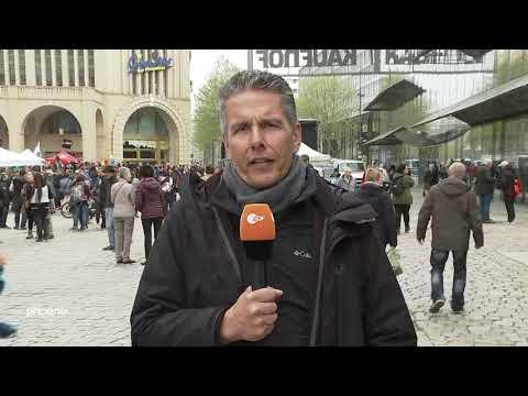 Schalte mit Michael Bewerunge zur DGB- und IG Metall-Kundgebungen am 01.05.19