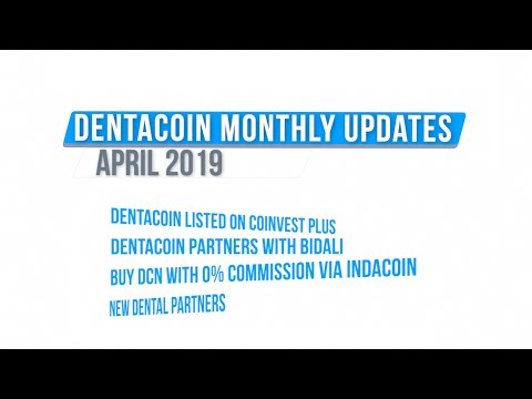 Dentacoin: A Month in Review – April 2019
