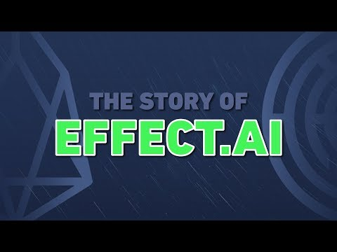 The Story of Effect.AI (Artificial Intelligence on EOS)