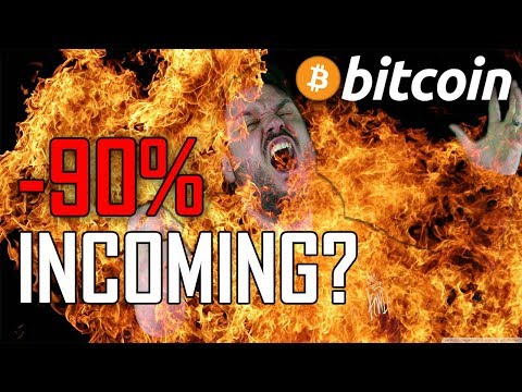 -90%! Crypto Dump ON THE TABLE With These Current Events…