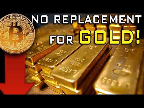 Bitcoin Is No Replacement For Gold