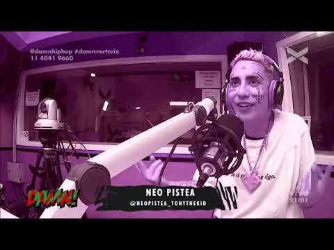 Neo Pistea en DAMN!: ¿El rap es el nuevo rock?
